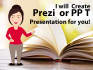 bring your content to life through Prezi and PowerPoint