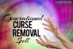 remove a generational curse from yourself and your family