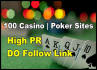 do guest posts on Dating and Casino Blogs