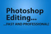 do any Photoshop job within 24 hours