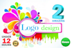 design 2 Amazing logo under 12 hours