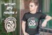 make a creative Tshirt design in less than 24 hours