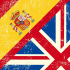 translate English and Spanish documents to French
