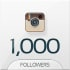 give 1000 High Quality lNSTAGRAM FOLLOWERS or likes
