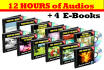 give MRR Relaxation Meditation Audios of 12 Hours