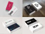 design professional and beautiful business card
