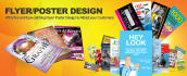 design flyers and posters for you