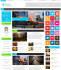create professional Wordpress or Blog with beautiful Design