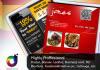design poster, brochure, leaflet, flyer, banner