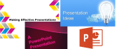 make any type of  POWERPOINT presentations in 1 hour