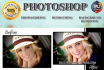 do Photo Editing Retouching Background Removing