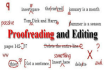 proofread and edit 2000 words