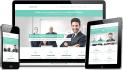 create professional wordpress website