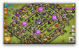 sell you a Clash of Clans TH 9 Base