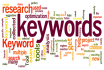 do deep research and deliver amazing SEO keywords