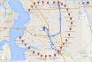 build google map pointers, skyrocket snackpack ranking