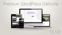 create a premium Wordpress Website, Corporate, Blog