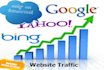 provide you unlimited targeted web traffic