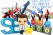 create full Seo Report  using IBP and keywords research with Long Tail Pro ltp