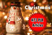 give you 473 PLR Articles about Christmas
