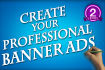 design attractive Professional BANNER Ads