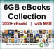 6 gb mrr, plr ebook collection In pdf with resell rights