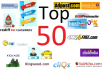 post your Ads on top 50 Classified website with proof