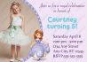 create a custom Disney Sofia the First Invitation
