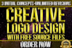 design a creative logo