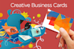 design you professional and modern business card