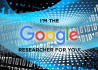 be your Effective Google Researcher