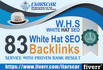 create 83 quality white hat seo backlinks Blog commenting