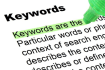 do indepth keyword research for your niche
