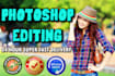 do ANY photoshop edit within 24 hour super fast