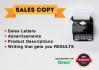 write sales copy to SKYROCKET your profits