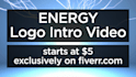 produce your Energy Logo Intro Video