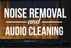 reduce Noise and Clean Your Audio