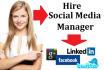 be Your Social Media Marketing VA Facebook Twitter Google