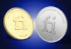 put your logo on Gold or Silver coin