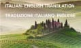 translate up to 500 words from Italian to English