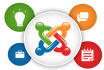 do any joomla related work, installation, customization, module development etc