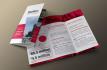 design a trifold flyer