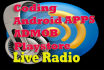 create live radio streaming android project