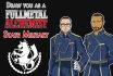 draw you as a Fullmetal Alchemist State Military