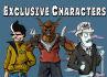 create you a cartoon character