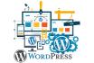 do WordPress website and e commerce store