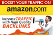 do a amazon backlinks for you