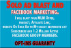 blast Your Mlm Offer, Affiliate Link Or Solo Ads to tier1 country List