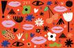 illustrate custom pattern art