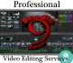 do Professional Video Editing and Post Production